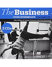 The Business Upper Intermediate Level Class Audio CDx3