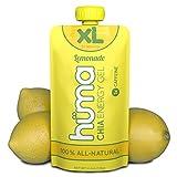 Huma Chia Energy Gel – XL (3 Servings) – Lemonade, 8 Pouches, 1x Caffeine – Premier Sports Nutrition for Endurance Exercise Review