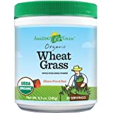 Amazing Grass Organic Wheatgrass Powder