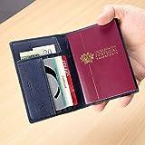 Corkor Passport Wallet for Men & Woman | RFID