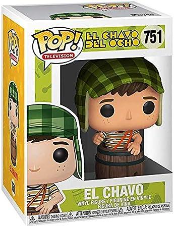 Includes Compatible Pop Box Protector Case Vinyl Figure El Chavo del Ocho Pop Funko TV: El Chavo