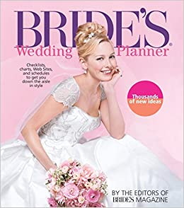 bride s wedding planner checklists charts web sites and