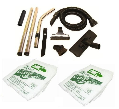 First4Spares 2.7 Metre Tool Kit & 10 X Free Dust Bags For Numatic Henry Vacuum Cleaners