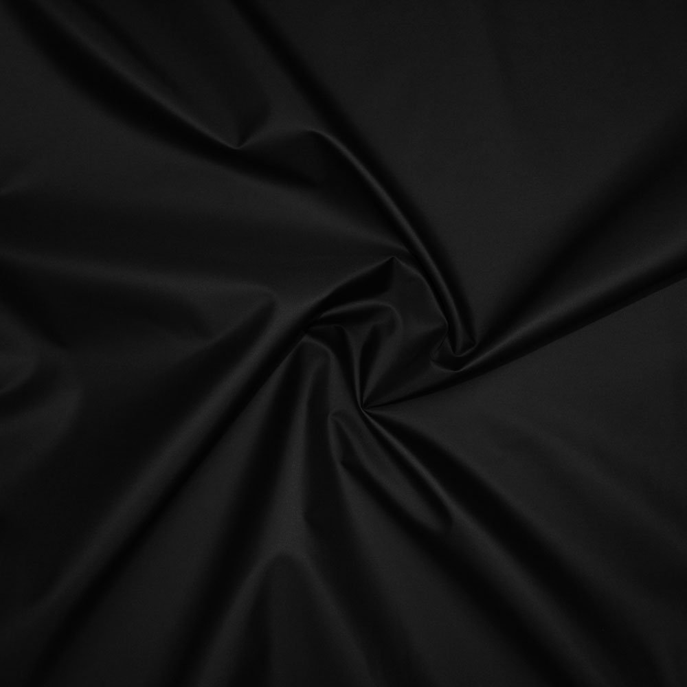 C7465 Black Waterproof Polyamide Fabric