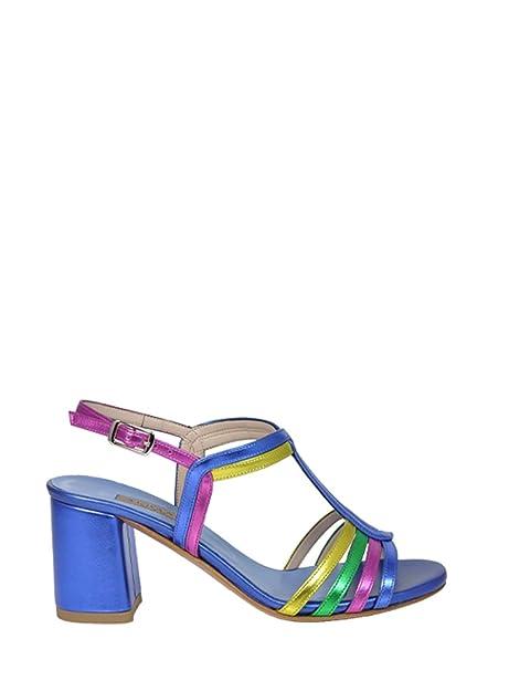 Albano Bluette 2192 Fuxiaamazon It Metal Scarpe Sandalo Donna Soft JFKcTl1