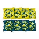 Victory Tailgate 8 Landshark Regulation Cornhole Bag Set (All-Weather)