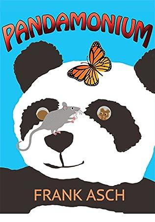 book cover of Pandamonium