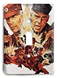 Sergeant Ryker Lee Marvin Movie Poster Light Switch Cover