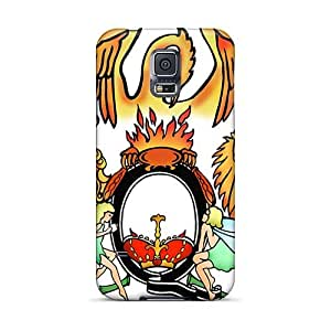 Shockproof Hard Cell-phone Cases For Samsung Galaxy S5 With Support Your Personal Customized HD Queen Skin JamesKrisky