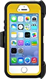 OtterBox 77-33382 Defender Series Case for iPhone 5/5s/SE - Hornet (Sun Yellow/Black)