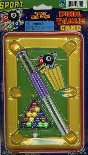 Mini Pool Table Game