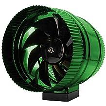 Hydrofarm ACFB8 8-Inch In Line Booster Fan