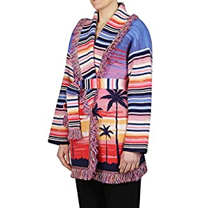 ALANUI Fashion Womens LWHB001R200010138888 Multicolor Cardigan |