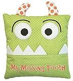 Alma's Designs Little Boy's Green Tooth Fairy Pillow