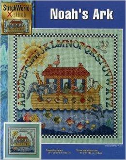 titch (StitchWorld, Leaflet #03-166L) (Alphabet Sampler Kit)