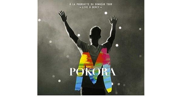 A DVD BONHEUR POURSUITE M POKORA LA DU TÉLÉCHARGER