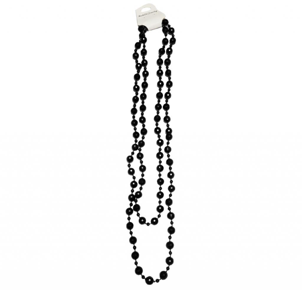 Rouge A-Express N/éon Grand Plastique Perles Collier 137cm Longue pour Tutu f/ête costum/ée d/éguisements