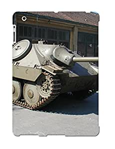 Exultantor Ultra Slim Fit Hard Case Cover Specially Made For Ipad 2/3/4- Military Tanks Tank Destroyers Hetzer
