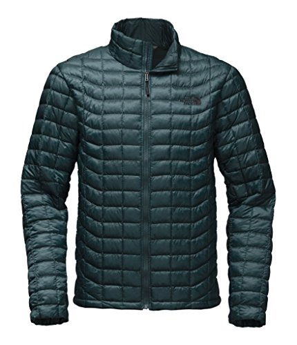 - The North Face Men's Thermoball Jacket Conquer Blue X-Large
