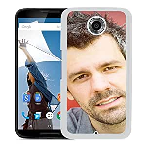 Beautiful Designed Cover Case With Shaun Groves Haircut Look Bristle Shirt (2) For Google Nexus 6 Phone Case