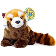 Raja the Red Panda | 1 1/2 Foot (With Tail!) Large Red Panda Stuffed Animal Plush | By Tiger Tale Toys