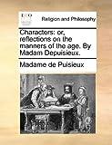Characters, Madame De Puisieux, 114078501X