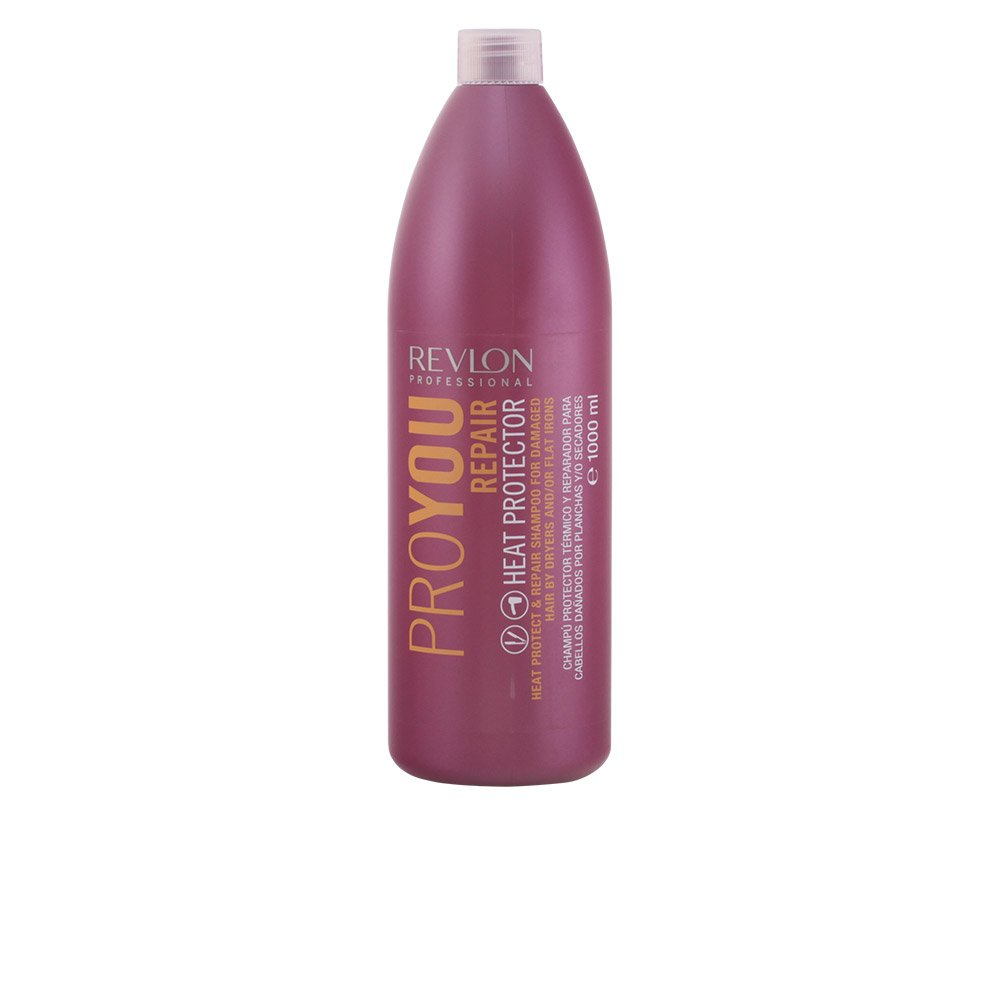 Amazon.com : Revlon - PROYOU REPAIR thermal protection shampoo 1000 ml : Beauty