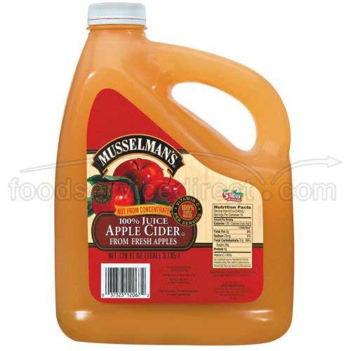 128 oz apple juice - 7