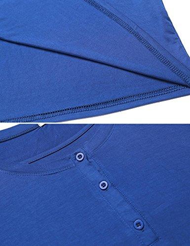 Unibelle Camisón Unibelle Azul Mujer Para Camisón Bq5nUEn