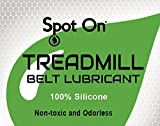100% Silicone Treadmill Belt Lubricant / Treadmill Lube - Easy Squeeze / Controlled Flow Treadmill Lubricant - Made in the USA