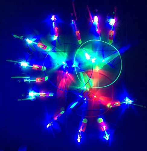 Led Light Glow Fans in Florida - 2