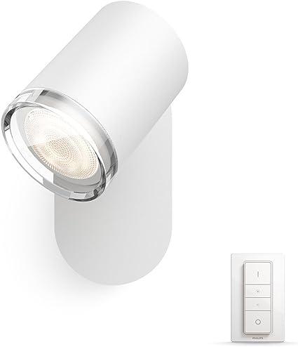 Philips Spot PROMO moderne projecteur Wandspot Argent