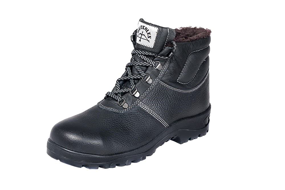 HERKULES S3 Sicherheitsschuh I Winter-Schuhe S3 HERKULES I Warm gefüttert - 6e2221