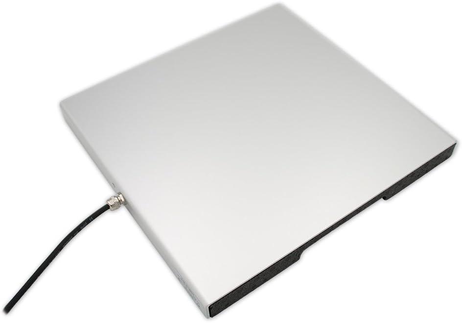 240x345x34mm, mit Euro-Zentralstecker, abnehmbar thermo Gastro-W/ärmeplatte