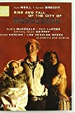 Weill - Rise and Fall of the City of Mahagonny (Bilingual) [Import]