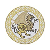 Celtic Gryphon Patch - Iron on