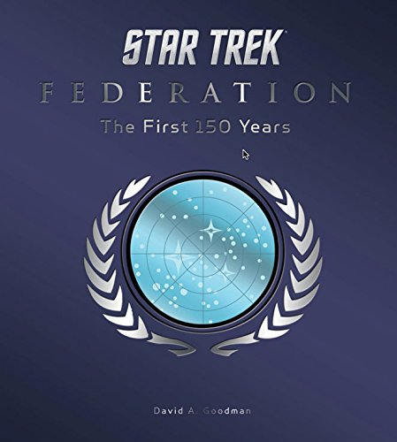 For the first time, an 'in universe' history of Star Trek, complete with excerpts from Starfleet records and intergalactic intelligence, including James T. Kirk's official biography and newly translated Klingon reports.Star Trek Federation: T...