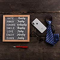 Alphabets Symbols /& More 324 Letters and 80 Emojis Cursive Days of The Week Numbers Celebration Pack Canvas Bag Months Fits of Felt Letter Board Letter Board Letters 3//4 inch