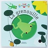 La grenouille par Olivia Cosneau