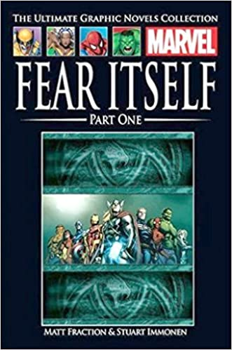 Fear Itself (Ultimate Marvel Graphic Novel Collection issue 87 ...