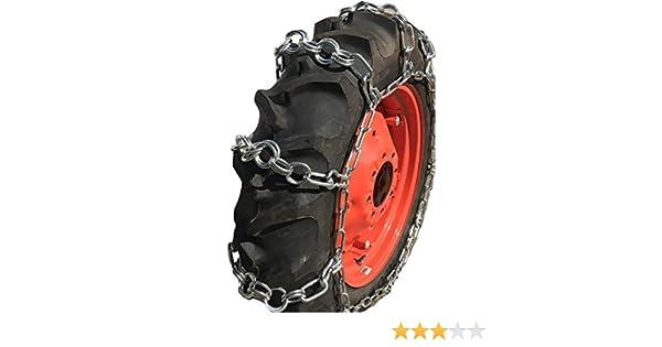 TireChain.com Case IH 254 11.2-24 Tractor Tire Chains