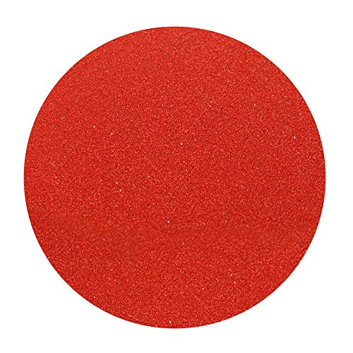 Activa SAND-14481 Scenic Sand, 1-Pound, Bright Red (Candle Red Unity)