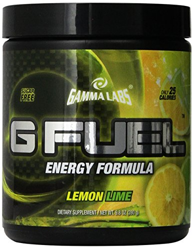Gamma Labs G Fuel Dietary Supplement, Lemon Lime, 280 Gram