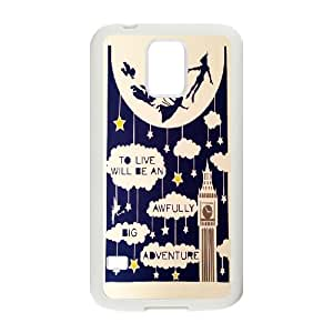 Wholesale Cheap Phone Case For SamSung Galaxy S4 Case -Peter Pan - Wouldn't Grow Up-LingYan Store Case 20