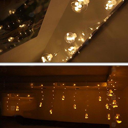 Led 200 C6 Christmas Lights Reel - 1