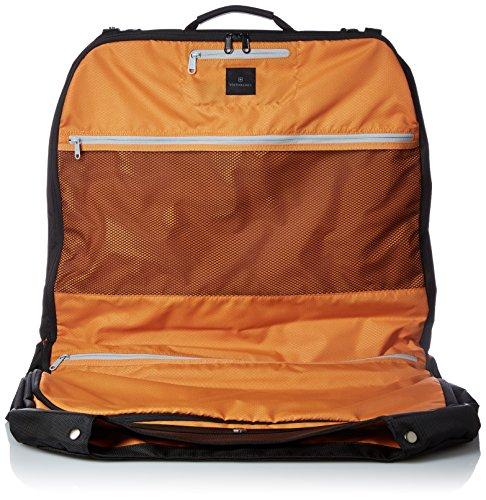 Victorinox Werks Traveler 5.0 WT Deluxe Garment Sleeve, Black, One Size by Victorinox