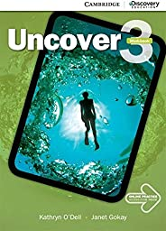 Uncover 3 - Workbook With Online Practice