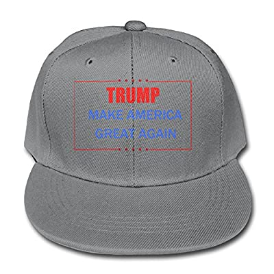 Ash Trump Make America Great Again Toddlers Adjustable Snapback Baseball Caps