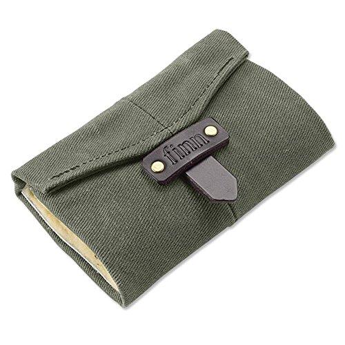 Orvis Finn Streamer Wallet, Olive