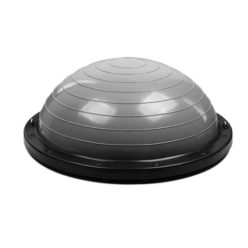 HWH ヨガの波のスピードボール、厚い爆発の証明半円のバランスのボールフィットネスリハビリトレーニングヨガボール59.8 * 20.5CM 多目的  G g B07LD1XXRZ